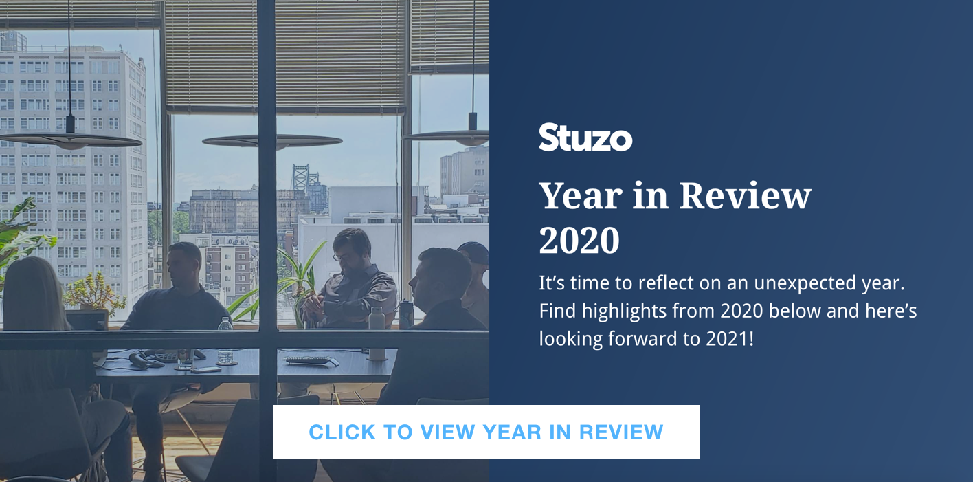 Stuzo Year IN Review